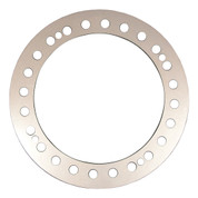 Kolstrand 1/8 Inch Thick Stainless Steel Sheave Shim for 34 Inch Extreme Line Hauler