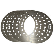 InMac-Kolstrand Stainless Steel Sheave Shim Kit for 34 Inch Extreme LineHauler