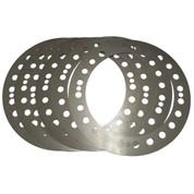 Kolstrand Stainless Steel Sheave Shim Kit for 34 Inch Extreme Line Hauler