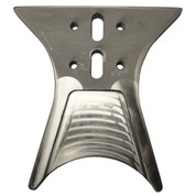 InMac-Kolstrand 2N-S SeaCatcher Stainless Steel Splitter