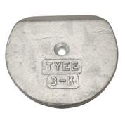Kolstrand Tyee #3 Lower Valve Weight - 3-K
