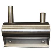 Kolstrand 'TITAN 6 X 18' ALL STAINLESS STEEL Halibut Side Roller