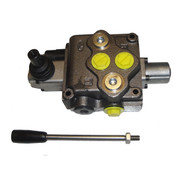 -Kolstrand Walvoil Spring-Centered Push-Pull Valve Assembly - SD11 for 18 GPM Circuits