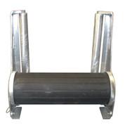 """Kolstrand 40 Inch Un-Powered Net Roller with 34"""" Long Verticals"""