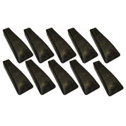 Kolstrand Rubber Bolt-In Cleat SET OF 10 CLEATS for 26/28 Inch Power Blocks
