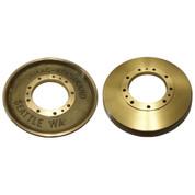 InMac-Kolstrand Bronze Main Drive Sheave Set (2 Each Sheave Halves) for 20 Inch LineHauler