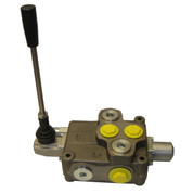 Kolstrand Walvoil 1-Spool Monoblock Valve Assembly - SD18 for 42 GPM Circuits