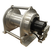 Kolstrand All Aluminum Boom-Equal Speed Cargo Winch with Brake
