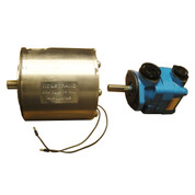 Kolstrand Clutch-Can Electro Clutch - 12 VDC - With the Optional V20 Hydraulic Pump