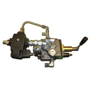 "Kolstrand Line Bin Coiler Manual Control Valve Panel-For use with the 17"" Line Bin Coiler"