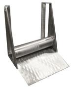 InMac-Kolstrand 40 Inch X 30 Inch Un-Powered All-Aluminum Gillnet Bow Roller with 36 Inch Long Verticals