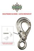 Kolstrand Furnished SS Hook - Catch Repair Kit