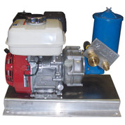 Kolstrand Honda-VTM Hydraulic Power Unit - 5 H.P. Hydraulic Power Unit (HPU) - WITH ALUMINUM BASE