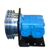 InMac-Kolstrand 26VQ17 Pump/Clutch Assembly - 12VDC - RIGHT HAND ROTATION