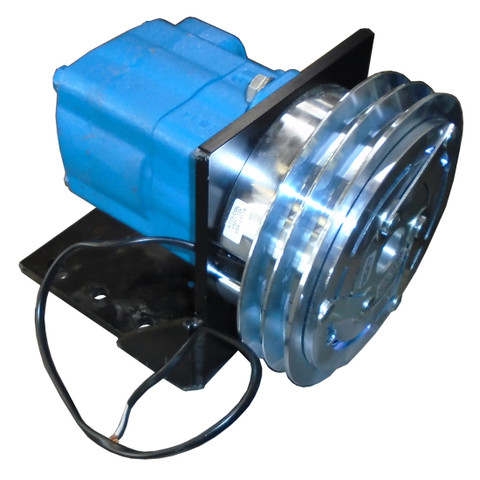 InMac-Kolstrand 26VQ17 Pump/Clutch Assembly - 12VDC - RIGHT HAND ROTATION