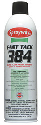 Sprayway 384 Fast Tack Spray Pallet Adhesive