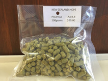 New Zealand Hops Pacifica