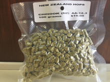 NZ hops Chinook (NZ)