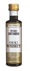 Top Shelf  Smoky whiskey