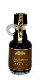 Gold Medal Queensland Dark Rum - Glass