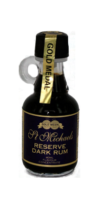 Gold Medal St Michaels Reserve Rum Glass Simply Brewing