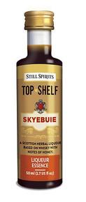 Top Shelf Skyebuie now (spiced whiskey liqueur)