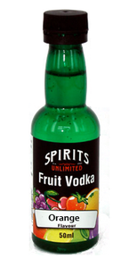 Fruit Vodka Orange - 50ml