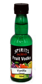 Fruit Vodka Vanilla - 50ml