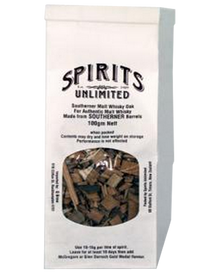 Southerner Whisky Chips – 100g