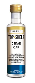 Top Shelf Cedar Oak