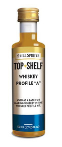 Top ShelfWhiskey Profile A