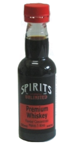 Spirits Unlimited Premium Whiskey