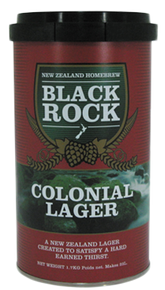 Black Rock Colonial Lager Beerkit 1.5kg
