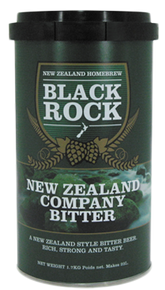 Black Rock NZ Company Bitter Beerkit 1.7