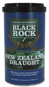 Black Rock NZ Draught Beerkit 1.5kg