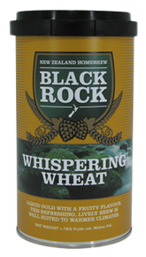 Black Rock Whispering Wheat Beerkit 1.7k