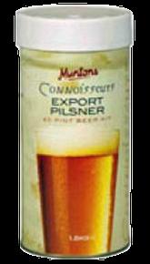 Muntons Export Pilsner 1.8kg