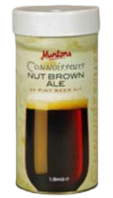 Muntons Nut Brown Ale 1.8kg