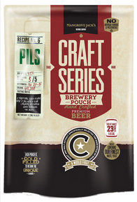 Mangrove Jack's Craft Series Pilsner (N6)