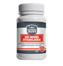 Mangrove Jack's No Rinse Steriliser 250g