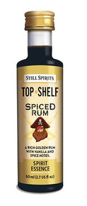 A rich golden rum with vanilla and spice notes. Similar to Captain Morgan Original Spiced Gold Rum.