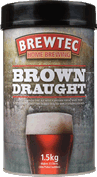 Brewtec Brown Draught 1.7kg Item Code 10248