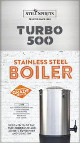 Still Spirits Turbo 500. 25L Boiler Item Code 51000