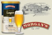 Morgans Blue M/Tain Lager Beer Kit 1.7Kg   Item Number: H866