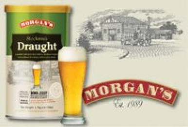 1.7Kg   A genuine from the tap pub style beer that is medium hopped, rich in colour and flavour with a close head