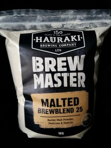 1Kg  Barley Malt Powder, Dextrose and Dextrin Great for Draughts and Ales  Promotes fermentation. Adds body and flavour