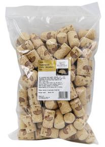 Vintner's Harvest VHA Agglomerate Corks. Bag of 100  38mmX24mm