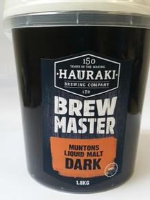 Brewmaster Muntons Liquid Malt Dark 1.8Kg