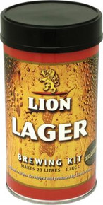 Lion Lager Beer Kit 1.7Kg