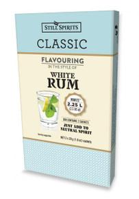 Still Spirits Classic White Rum Sachet (2 x 1.125L)